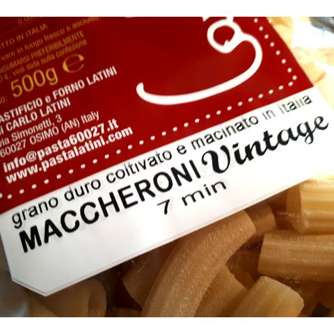 Maccheroni Vintage