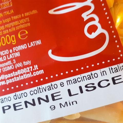 Penne Lisce